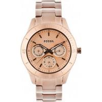 Браслет для часов Fossil ES2859, розовый