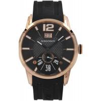Ремешок для часов Romanson TL9213, розовая застежка